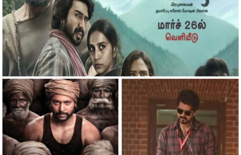 Top Latest 2021 Songs In Tamil